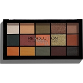 Makeup Revolution Re-Loaded eye shadow patch Iconic Division 15 x 1.1 g