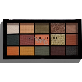 Makeup Revolution Re-Loaded Eyeshadow Palette Iconic Division 15 x 1.1 g
