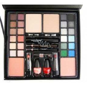 Max & More Make up cosmetic cassette 39 pieces of cosmetic products