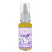 Saloos Bio Lavender skin regenerating oil for problematic and sensitive skin 20 ml