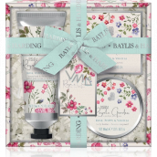 Baylis & Harding Royal Garden shower and bath cream 130 ml + soap 150 g + body butter 100 ml, cosmetic set