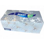 Velvet Pastels hygienic handkerchiefs 3 layers 120 pieces