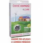 Bioline Waste cleaner for organic bacteria and enzymes that break down organic waste 100 g
