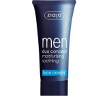 Ziaja Men Duo Concept moisturizing cream 50 ml