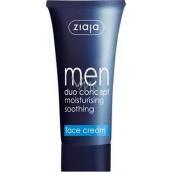 Ziaja Men Duo Concept moisturizing cream 50 ml