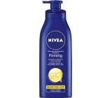 Nivea Q10 Energy+ Výživné zpevňující tělové mléko pro suchou pokožku 400 ml