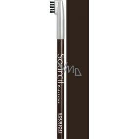 Bourjois Sourcil Précision Eyebrown Pencil tužka na obočí 08 Brun Brunette 1,13 g