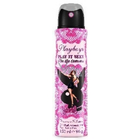 Playboy Play It Sexy Pin Up! deodorant spray for women 150 ml