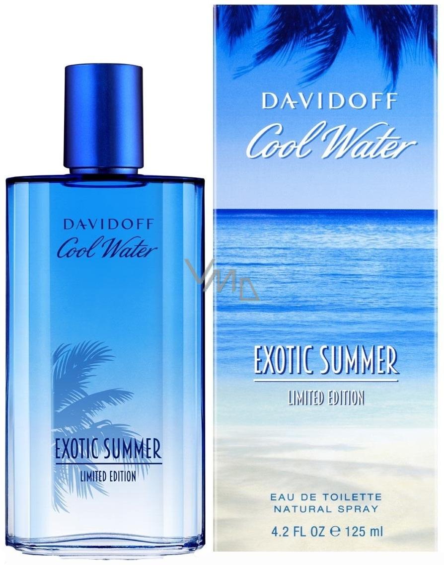 davidoff cool water exotic summer edition