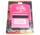 Albi Stamp with the name Ema 6.5 cm × 5.3 cm × 2.5 cm