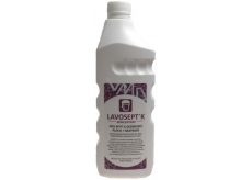 Amoené Lavosept K Blackthorn concentrate for cleaning and disinfecting surfaces and instruments for professional use refill 1 l