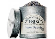Le Chatelard Lavender Food drying flowers in zinc box 300 ml