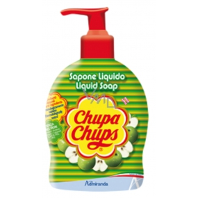 Chupa Chups Green Apple liquid soap 300 ml exp.12 / 2018