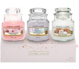 YANKEE CANDLES fragrance glass 3pcs Everyday 2019 5076