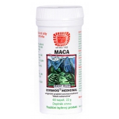 Dr. Popov Mac's root maintains physical and mental strength, fertility and sexual activity. herbal product ps.60