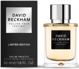 David Beckham Follow Your Instinct 50 ml men's eau de toilette