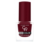 Golden Rose Ice Color Nail Lacquer nail polish mini 129 6 ml