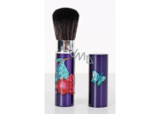 Albi Original Cosmetic brush with 12.3 cm Kingfisher cap