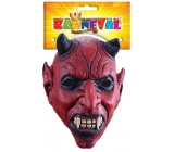 Devil mask with ears