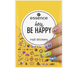 Essence Hey, Be Happy Nail Stickers nail stickers 57 pieces
