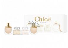 Chloé Chloé Eau de Parfum for Women 5 ml + Nomade Eau de Toilette 2 x 5 ml + Chloé Eau de Toilette 5 ml, mini gift set