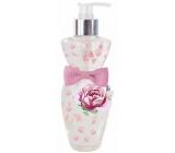 My Rose with petals liquid soap dispenser 300 ml