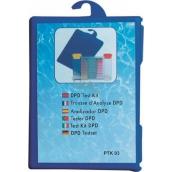 Probazen Komorový Tester pro zjištění jak upravit vodu v bazénech - pH a Chlor 2 x 10 tablet