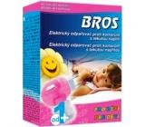 Bros Elektrický odpařovač proti komarům s tekutou náplní pro děti 40 ml