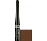 Miss Sports Lash Studio Eyeliner liquid eyeliner 002 Dark chocolate 3 ml