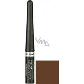 Miss Sports Studio Lash liquid eyeliner 002 Dark chocolate 3 ml