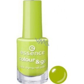 Essence Color & Go Nail Polish 39 quick drying 5 ml