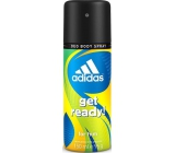 Adidas Get Ready! for Him deodorant spray 150 ml