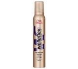 Wella Wellaflex Fullness ultra strong strengthening foam hardener for fine hair 200 ml