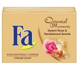 Fa Oriental Moments Desert Rose & Sandalwood Scents toilet soap 90 g