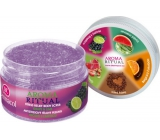 Dermacol Aroma Ritual Grapes with lime Anti-stress body scrub 200 g