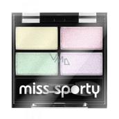 Miss Sports Studio Color Quattro Eyeshadow 416 Unicorn Swag 3.2 g
