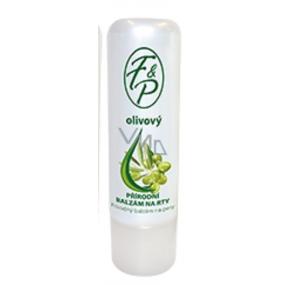 F&P Olive Natural Lip Balm 4 g