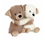 Albi Warm plush Puppies in pair 18 cm