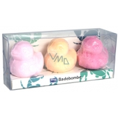 Elina Ducks sparkling bath bombs with the scent of 3 x 40 g