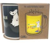 Albi Changing mug Being boring 310 ml is normal