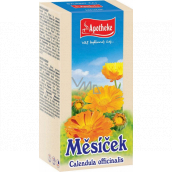 Apotheke Marigold medical tea contributes to the normal function of the liver and intestines 20 x 1.5 g