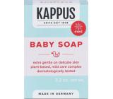 Kappus Medical toilet soap for sensitive baby skin 100 g