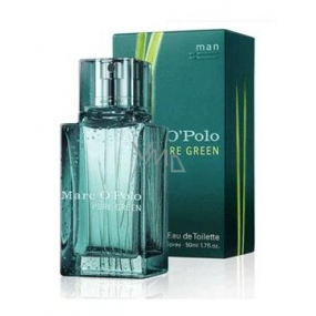 Marc O´Polo Pure Green EdT 50 ml men's eau de toilette