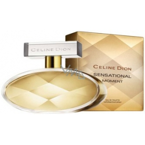 Celine Dion Sensational Moment toaletní voda pro ženy 50 ml