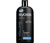 Syoss Volume Lift maximum volume shampoo for hair 500 ml