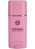 Versace Bright Crystal deodorant stick for women 50 ml
