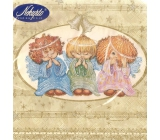 Nekupto Napkins Christmas Angels 3 ply 33 x 33 cm 20 pieces