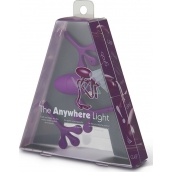 If The Anywhere Light Multifunction lamp purple 125 x 35 x 150 mm