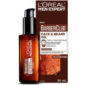 Loreal Men Expert BarberClub Oil for beard and skin 30 ml