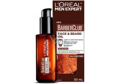 Loreal Paris Men Expert BarberClub Long Beard & Skin Oil oil for beard and skin 30 ml